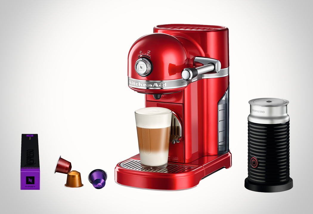 kitchenaid nespresso machine. an additional way to enjoy nespresso grand cru coffee, the by kitchenaid coffee machine is now available from all boutiques and online kitchenaid