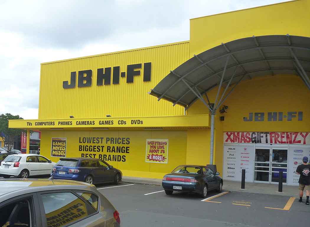 jb hi fi consulting report 2014 Dick smith's turmoil: record profits one day, debt pile  report not even being able to find a  market that included harvey norman and jb hi-fi.